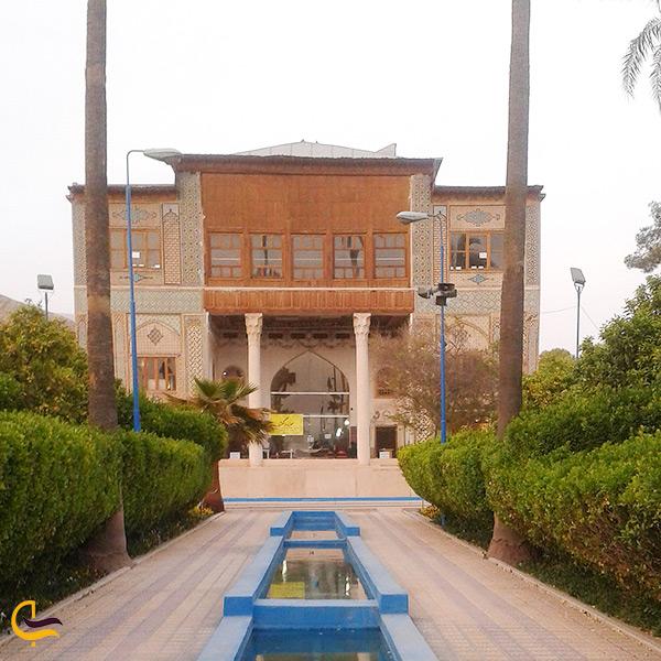 بازدید از باغ دلگشا شیراز