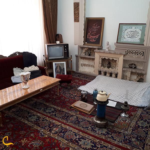 بازدید خانه ی استاد شهریار در تبریز