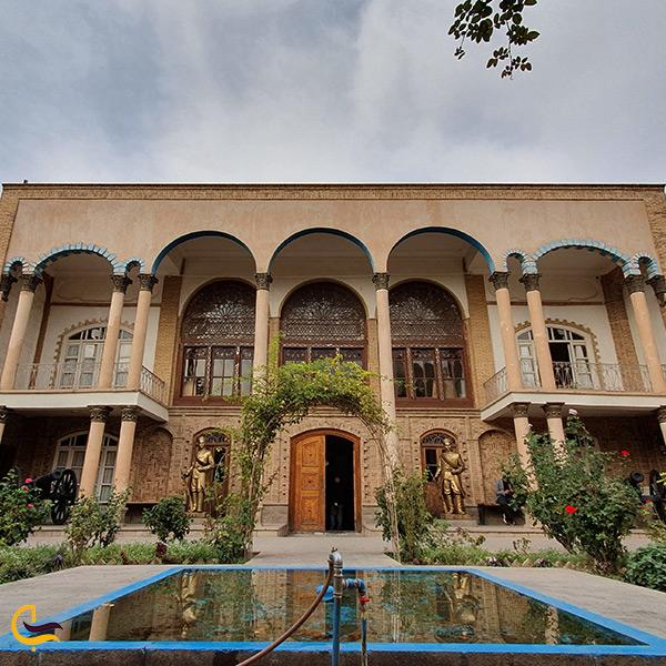 بازدید از خانه ی مشروطه در تبریز