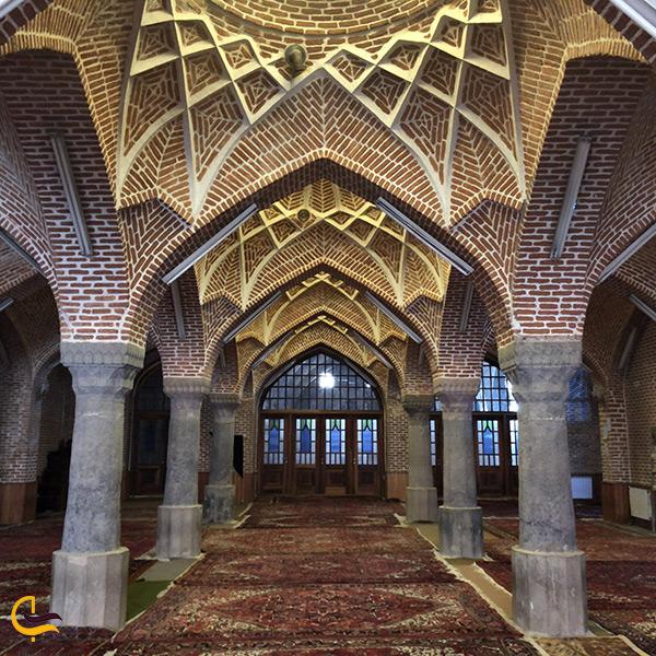 بازدید از مسجد جامع تبریز