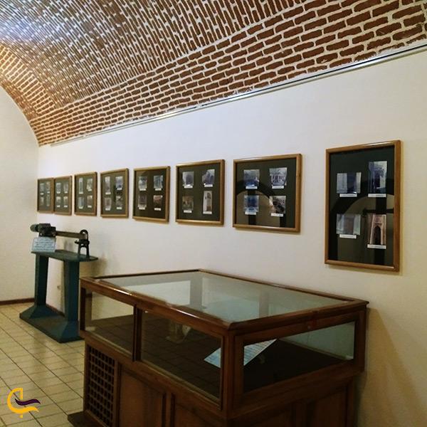 بازدید از موزه سنجش تبریز