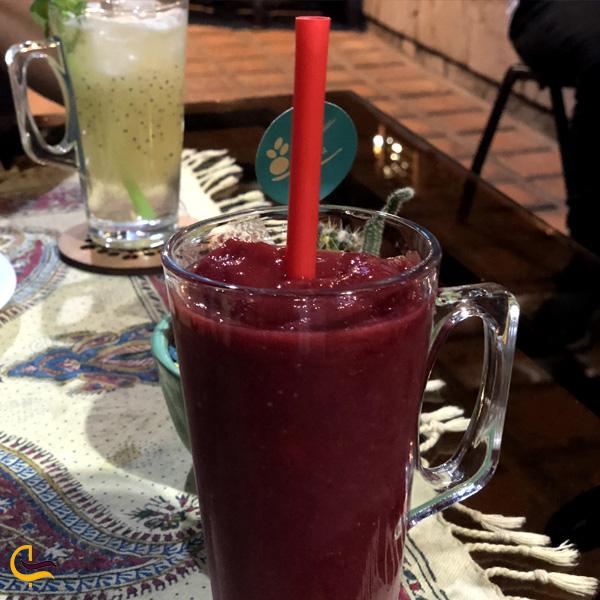 تصویری از نوشیدنی کافه خانه هنرمندان تهران