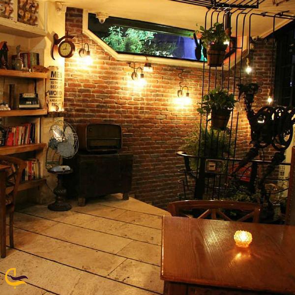 تصویری از کافه هوکر تهران