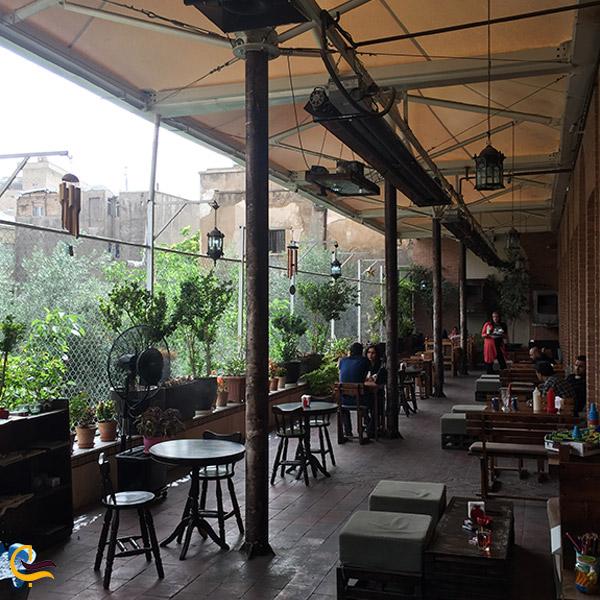 تصویری از کافه ایوان تهران