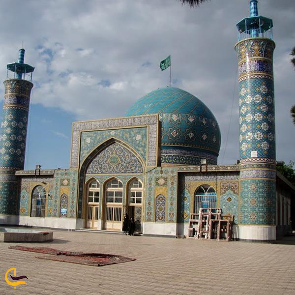 تصویری از امام زاده محمد شهر دیباج
