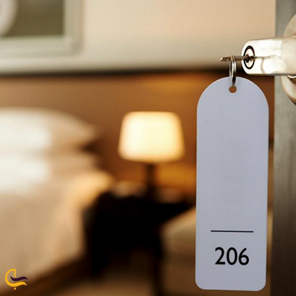 تصویری از رزرو هتل