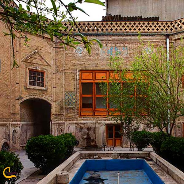 تصویری از خانه ملک تهران