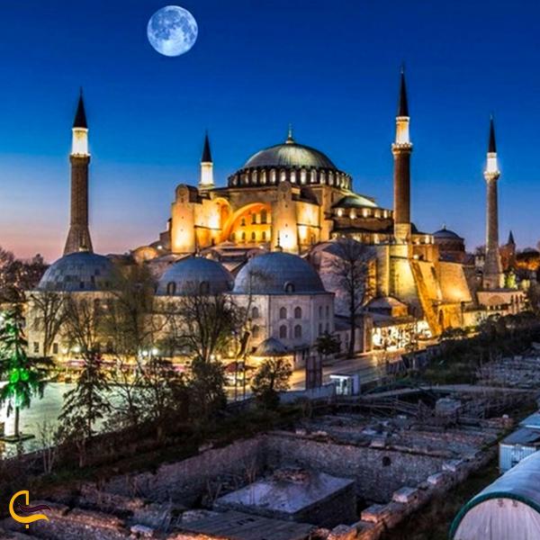 تصویری از استانبول
