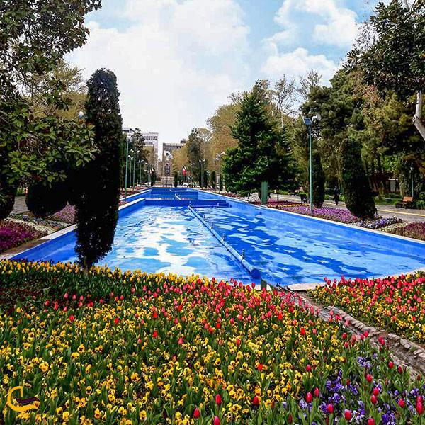 تصویری از پارک شهر تهران