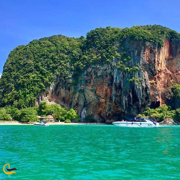 تصویری از دریای ئپوکت تایلند
