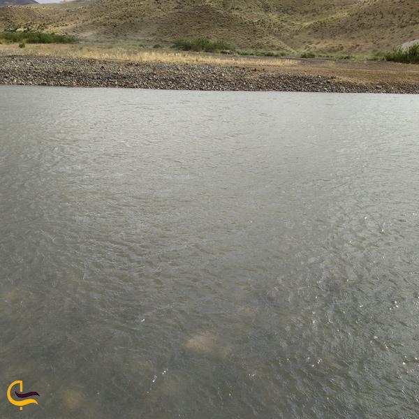 تصویری از رودخانه قزل اوزن