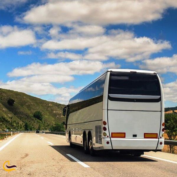 تصویری از سفر با اتوبوس به ترکیه