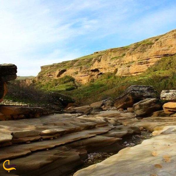 تصویری از دره کول خرسان دزفول