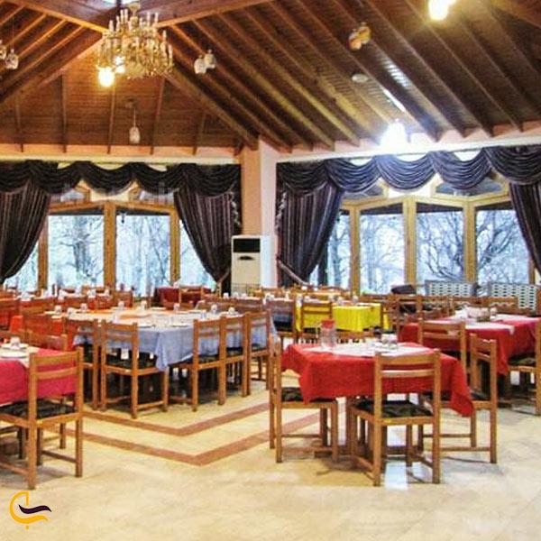 تصویری از رستوران عباس آباد