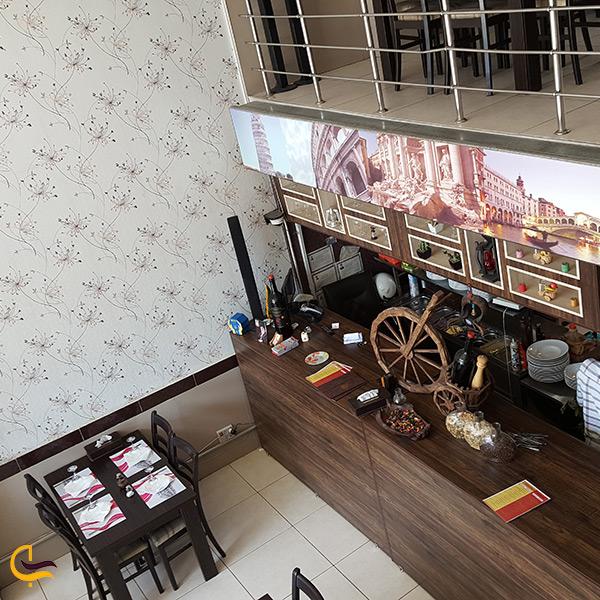 رستوران آنا پیتزا اردبیل
