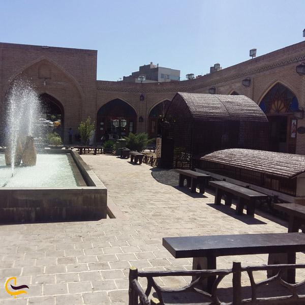 تصویری از رستوران سنتی بابا قدرت مشهد