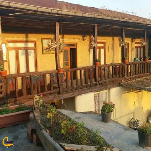 تصویری از اقامتگاه بومگردی میانکاله بهشهر