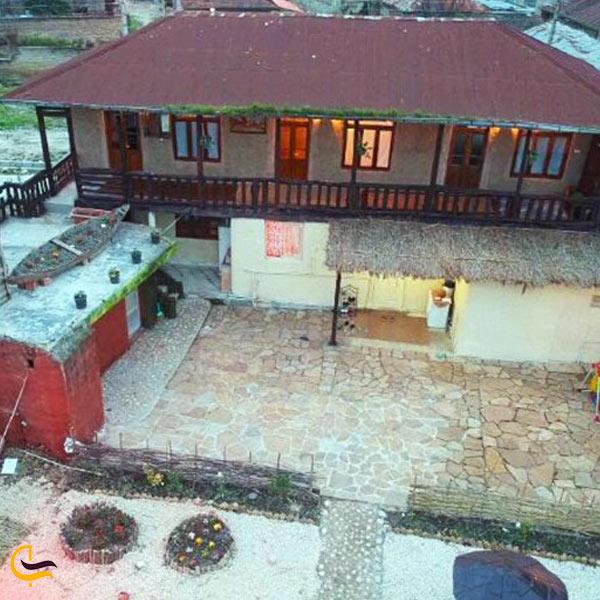 تصویری از اقامتگاه بوم گردی میانکاله بهشهر