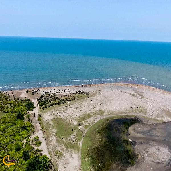 تصویری از پارک ملی بوجاق