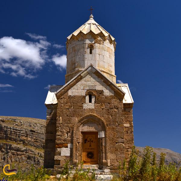 تصویری از کلیسا زور زور ماکو