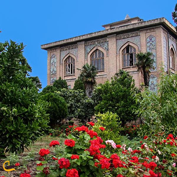 تصویری از کاخ صفی اباد بهشهر