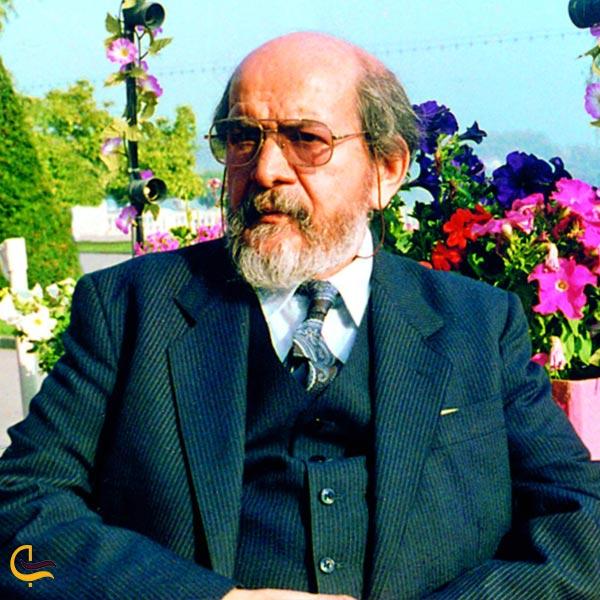 تصویری از مشاهیر تفریش