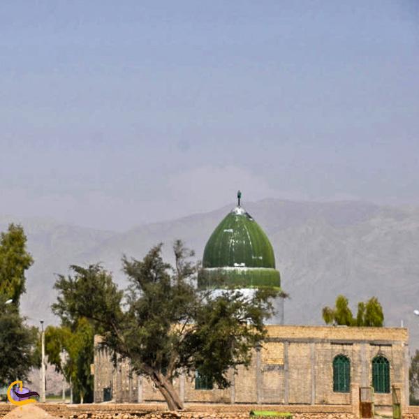 تصویری از آرمگاه دحیه کلبی داراب