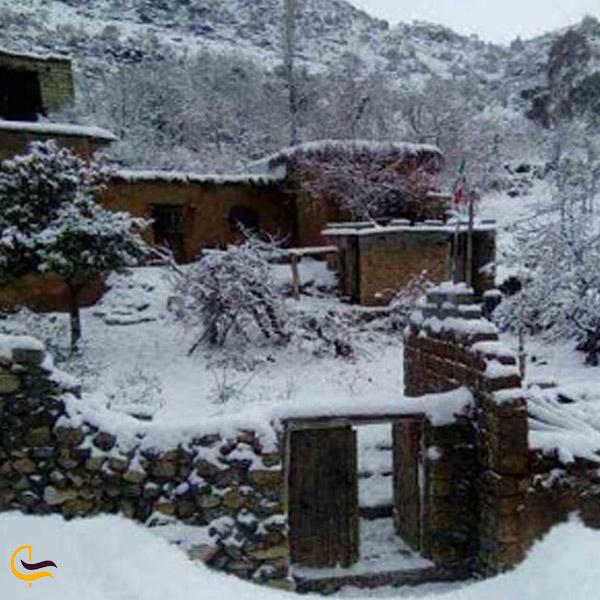 تصویری از اقامتگاه بوم گردی بابا حسین کوهستان
