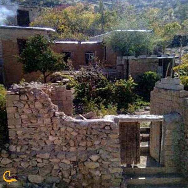 نمایی از اقامتگاه بوم گردی بابا حسین داراب
