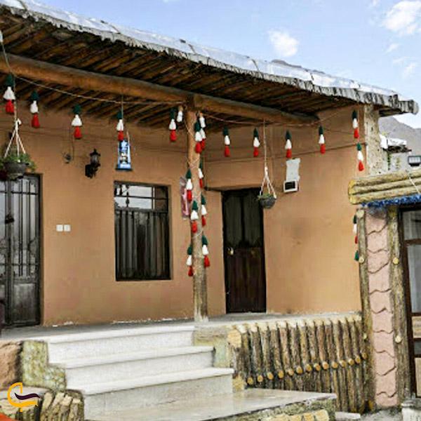 تصویری از اقامتگاه بوم گردی رئیس یاسوج
