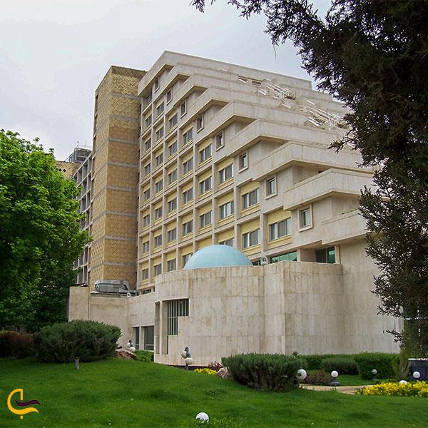 نمایی از هتل هما شیراز