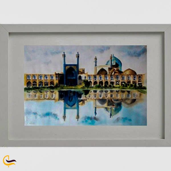 نمایی از آثار نقاشی اصفهان