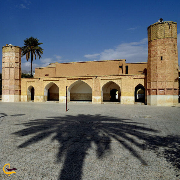 تصویری از مسجد جامع داراب