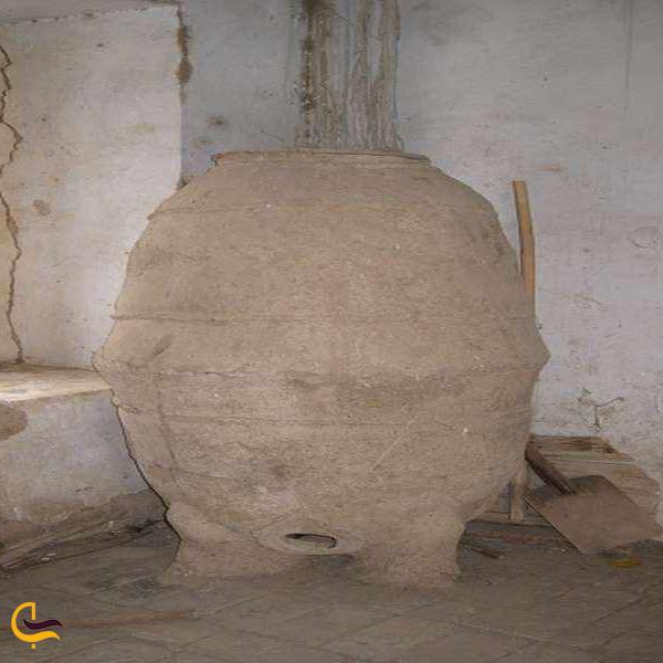 تصویری از حمام تاریخی جشن آباد درگز