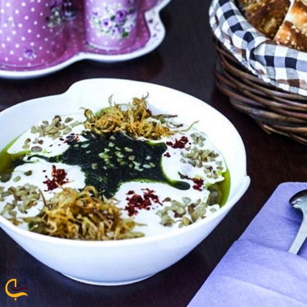 تصویری از غذای رستوران سنتی ملاقه مشهد