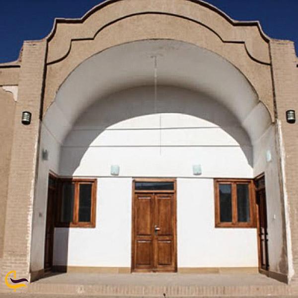 تصویری از خانه موسوی قائن