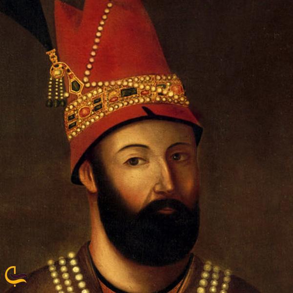تصویری از نادر شاه افشار مشاهیر درگز