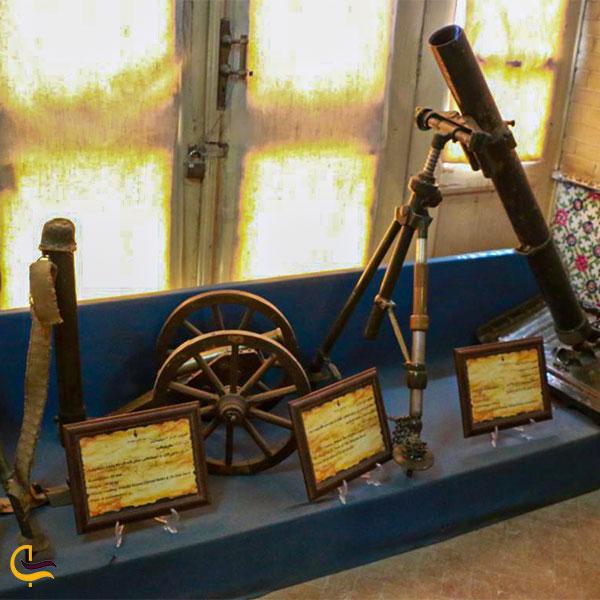 آثار دیگر موزه نظامی شیراز