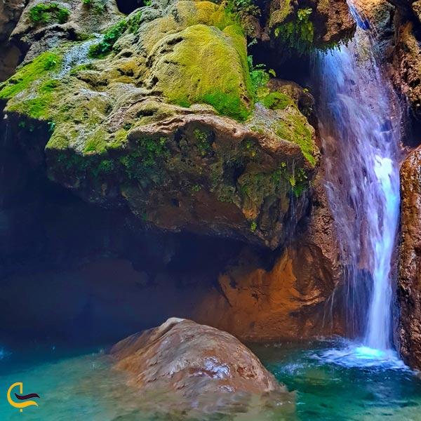 تصویری از آبشار تنگه رغز داراب