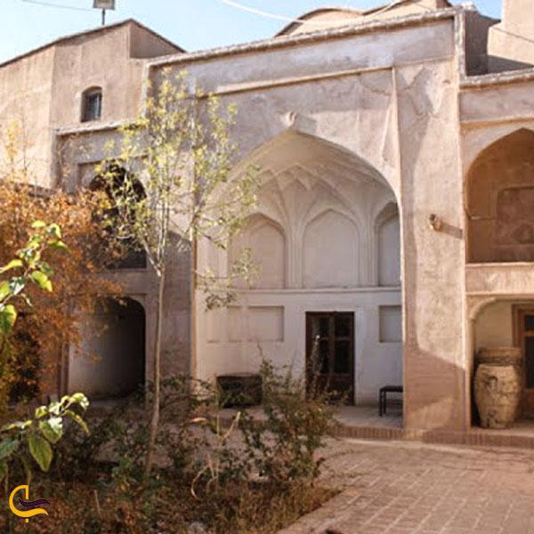 تصویری از خانه سلطانی قائن