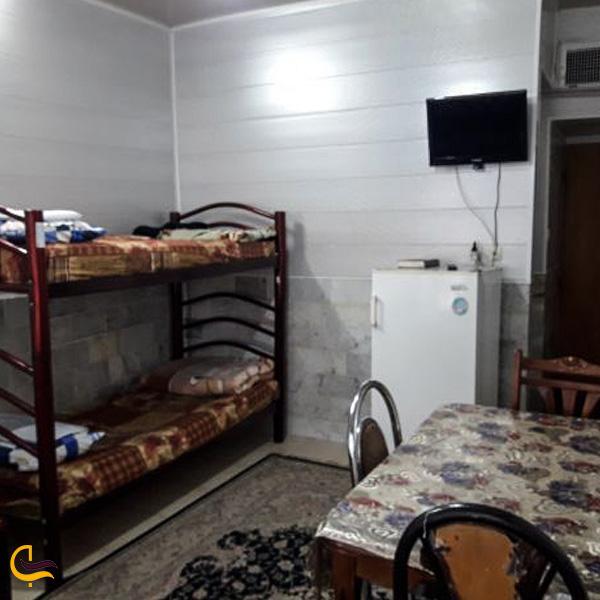 نمایی از خانه معلم داراب