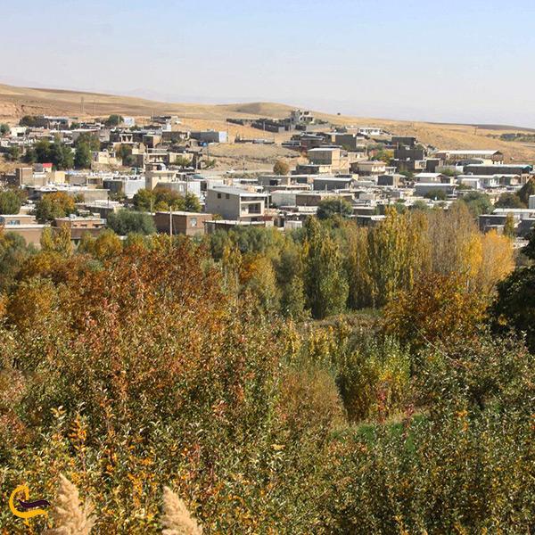 بازدید از روستای زیبای کرکیخان بروجرد