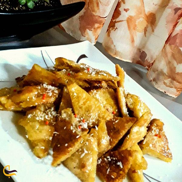 jwتصویری از غذای محلی مشهد