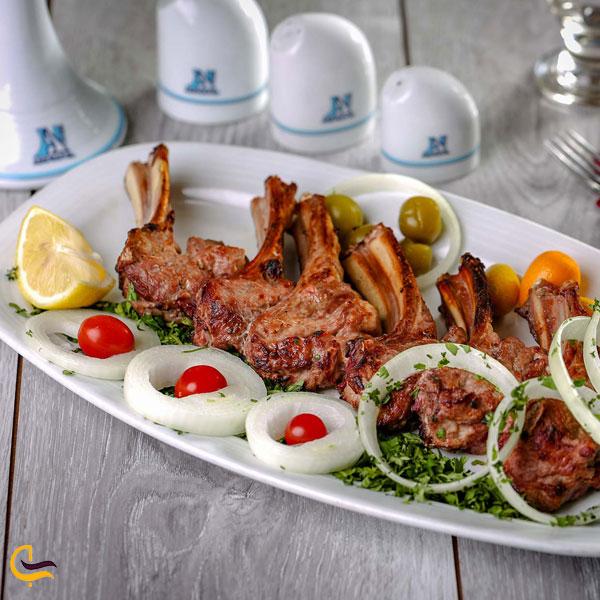 تصویری از غذای شیشیلیک مشهدی