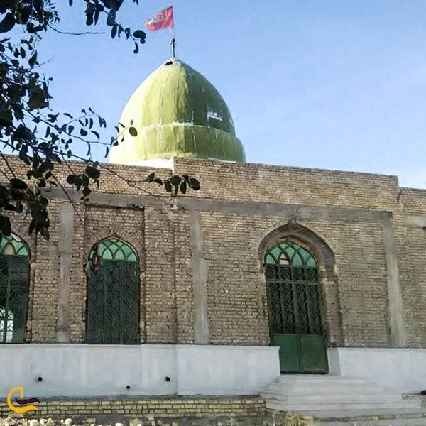 تصویری از آرامگاه دحیه کلبی داراب