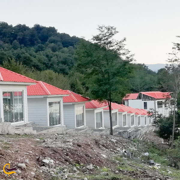 اقامت و اجاره خانه های روستایی سد شیاده