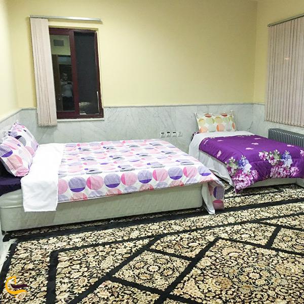 اقامت در هتل ها و مهمانسرا های شهر بستان آباد
