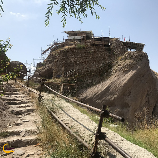 قلعه الموت بعد از حمله مغول ها