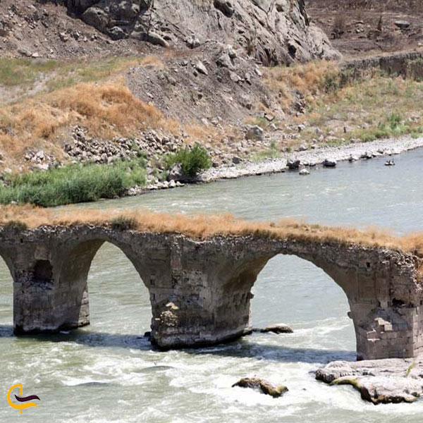 تصویری از پل های خداآفرین