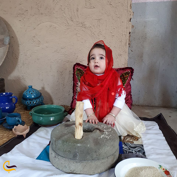 نمایشگاه و بازارچه صنایع دستی در بندر کیاشهر
